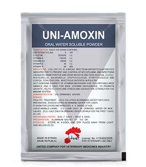 UNI-AMOXIN