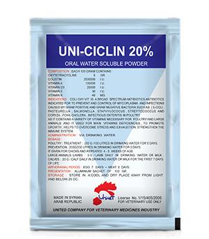 UNI-CICLIN 20%
