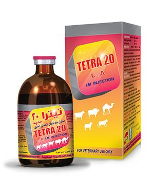 TETRA 20 L.A