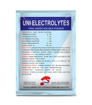 UNI ELECTROLYTES