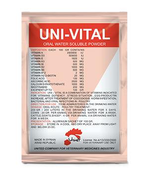UNI-VITAL